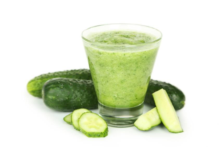 Cucumber Drink Benefits