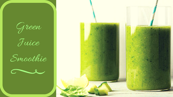 Green Juice Smoothie
