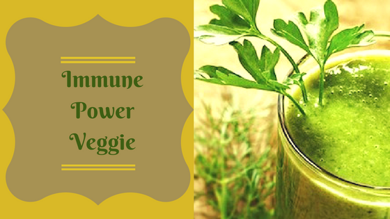 Immune Power Veggie