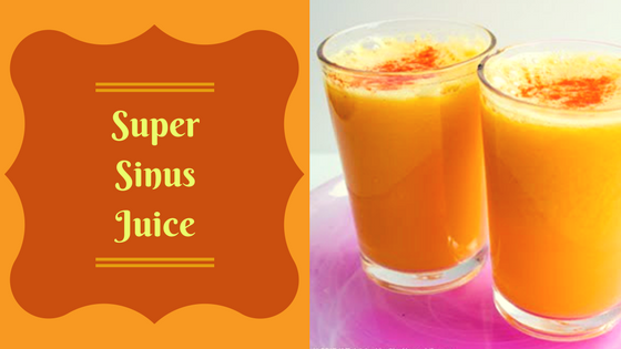 Super Sinus Juice