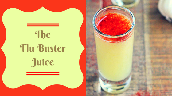 The Flu Buster Juice