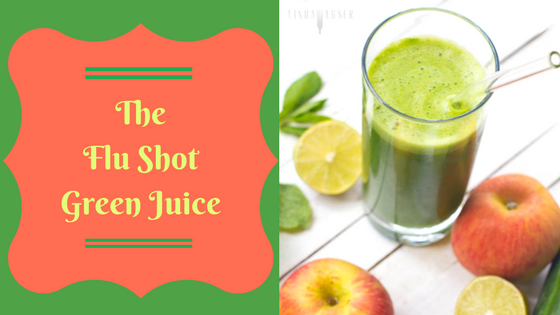 The Flu Shot Green Juice