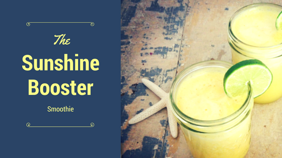 The Sunshine Booster Smoothie