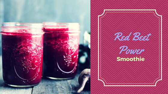 Red Beet Power Smoothie