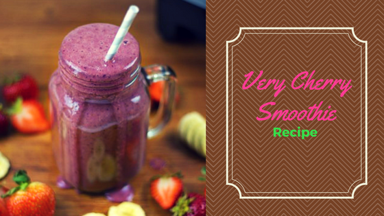 Very Cherry Smoothie Recipe